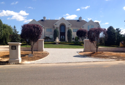 Paving Stone Driveways